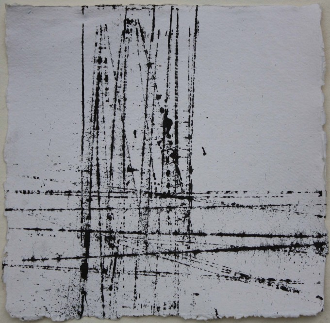 Plucked String Drawing 01