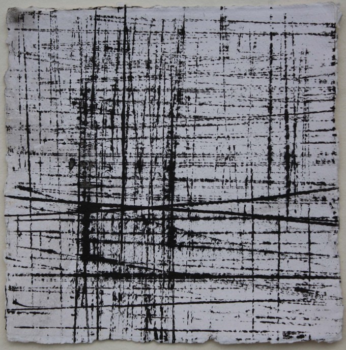 Plucked String Drawing 05