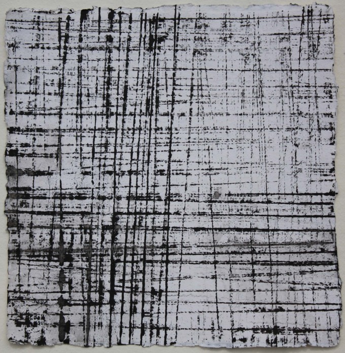 Plucked String Drawing 07