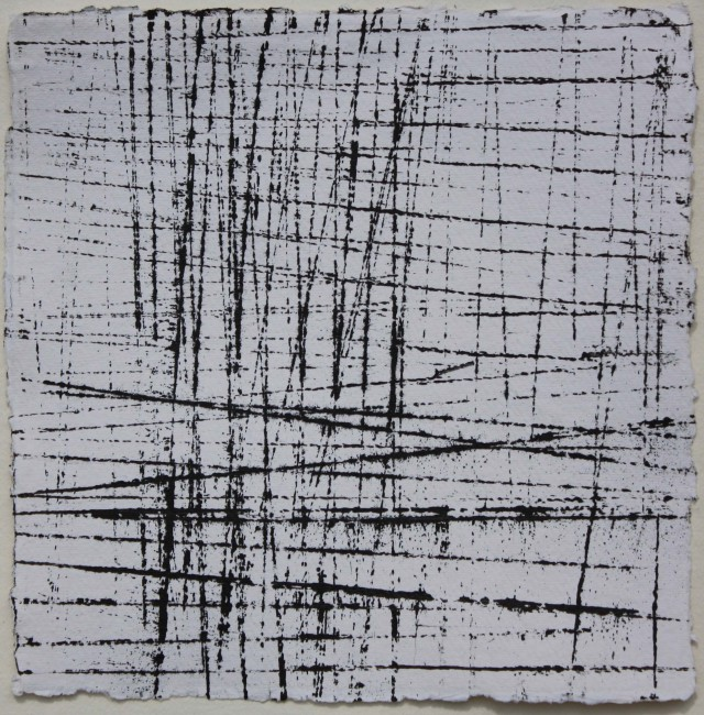 Plucked String Drawing 09