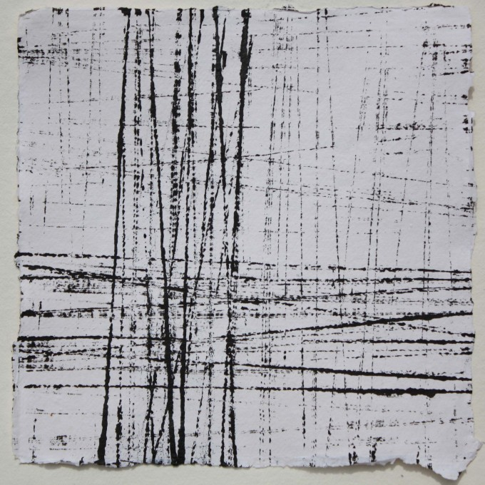 Plucked String Drawing 15