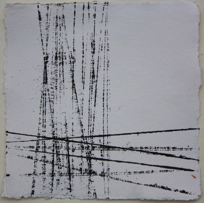 Plucked String Drawing 2