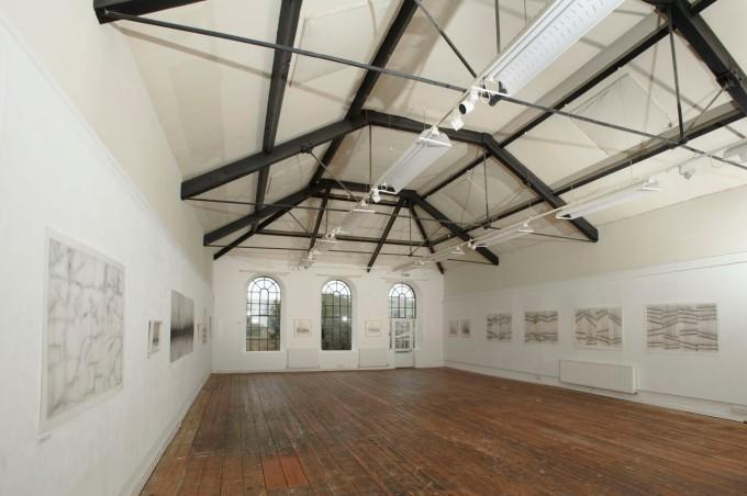 Allsop Gallery installation shot